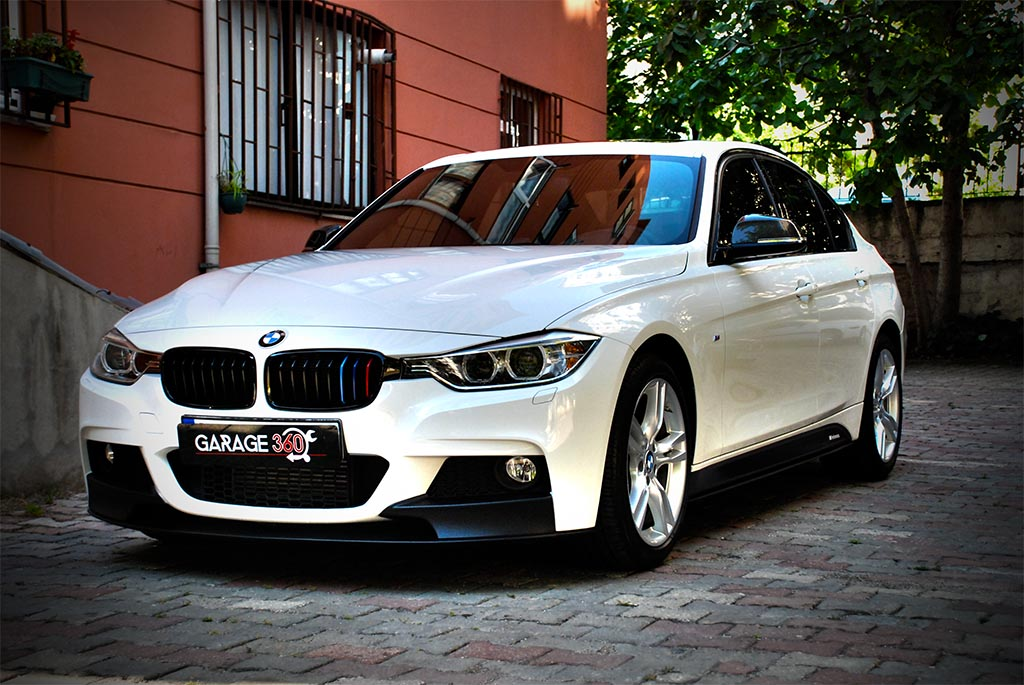 BMW F30 ///M PERFORMANCE  resmi